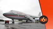 cover vidéo: Le360.ma •RAM: Un 747 transformé en un incubateur