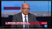 """Vidéo. Aveux de Messahel: """"l'Algérie est le soutien du Polisario, mais..."""""""