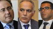 Les trois candidats à la présidence de la CGEM