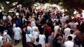 Sit-in infirmiers Rabat- Image