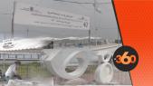 cover Video - بالفيديو.LE 360 بقلب ورشة مفتوحة لفنانين عالميين حولوا صخورا لمنحوتات زينت اصيلة