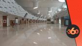 Cover Vidéo - Les premières images du nouveau Terminal 1 de l'aéroport Mohammed V de Casablanca