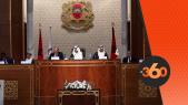 cover Video -Le360.ma •Maroc/Iran: le Parlement arabe soutient le Maroc