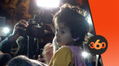 cover Video - Le360.ma •ليلة بيضاء بمنزل الطفلة غزل بعد العثور عليها