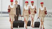 Emirates personnel