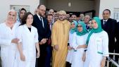 inauguration à Nouaceur du Centre d'hémodialyse «Amal Ouled Azzouz»