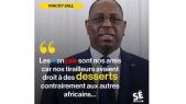 Sénégal. Un autre bad buzz: Macky Sall insulte la mémoire des tirailleurs sénégalais