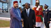 Mohammed VI-Ouattara