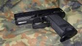 Pistolet airsol