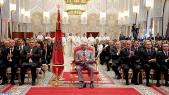 Le roi préside la cérémonie de présentation des programmes de valorisation de plusieurs anciennes médinas