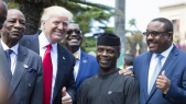 Trump et Africains d'Unted 2026