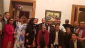 Maroc 2026 chez l'ambassadeur du Maroc en Russie