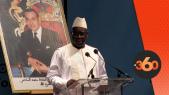 cover:  هكذا استقبل رئيس السنغال ماكي صال باصيلة
