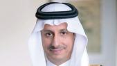 Ahmad al-Khatib, président de l'Autorité générale du divertissement