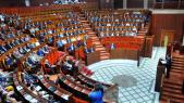Hémicycle - Parlement - Maroc