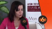Leila El Andaloussi AFEM