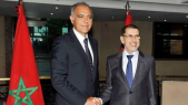 Saâd-Eddine El Othmani et Salaheddine Mezouar-2
