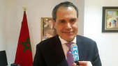 Hamid Chebar, ambassadeur du Maroc à Nouakchott