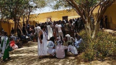 Polisario-Protestation