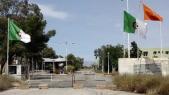 Frontière Maroc-Algérie