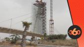 Cover Vidéo - Le pont à haubans de Sidi Maârouf entame sa phase finale
