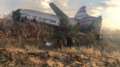 accident d'avion en Afrique du Sud