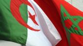 Maroc Algérie drapeaux