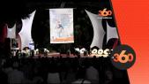 cover Video -Le360.ma •شفشاون تحتفي بفن الكاريكاتير في حفل افتتاح ملتقاها العاشر العالمي