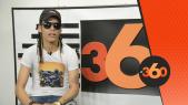 """cover vidéo: Le360.ma •الرابور المغربي """"ليل إيتش"""" ها كيفاش كنت غادي نموت في البرازيل! وهذا رأيي في بنت الستاتي"""