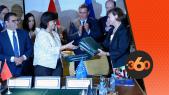 cover Video - Le360.ma •  accord de pêche Maroc/UE : le royaume reconnu comme puissance régionale