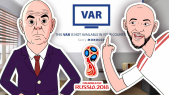 cover Video -Le360.ma •VAR  لابريكاد 36 تعتقل رئيس الفيفا بسبب