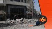 cover vidéo:Le360.ma •تفاصيل انهيار جزء من عمارة بالدار البيضاء