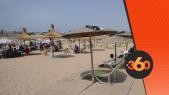 cover vidéo:Le360.ma •نظافة شاطئ الصابليت جعلة منه وجهة مفضلة للمصطافين
