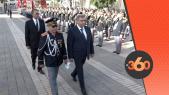 cover Video - Le360.ma •لفتيت يشرف على تخرج 117 من رجال السلطة