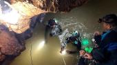 Thaïlande, plongeurs