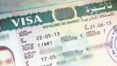 Visa du Maroc