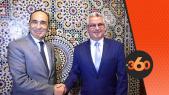 cover Video -Le360.ma • سفير كوبا بالمغرب يتحدث لأول مرة عن الصحراء المغربية والعلاقات السياسية والإقتصادية مع المغرب