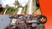 Cover Vidéo - روائع شلالات أوزود في قلب الأطلس المتوسط بالمغرب