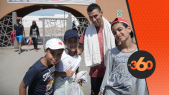 cover vidéo: Le360.ma •هكذا يقضي الاطفال وقتهم داخل مخيم الحوزية