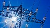 Electrification - ligne à haute tension