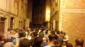 Al Hoceima accueil des détenus graciés par le roi