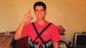 Youssef Aalla, sourire aux lèvres et ceinture d'explosifs sur le corps