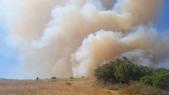 Incendie à Tanger