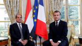 France-Egypte: ce que Macron et Al Sissi se sont dit au téléphone