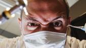 dentiste en colère