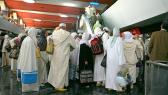 Pèlerins marocains