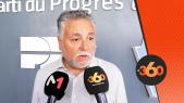 cover Video - Le360.ma •   يجتمع حول الأزمة مع العثماني في قضية كتابة الدولة للماء المنحل : PPS