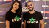 Salma Rachid et Abu Azaitar