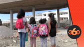 Cover Vidéo - بطنجة أشغال بمدرسة تتسبب في حرمان 400 تلميذ من الدراسة