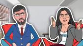 cover Video - Le360.ma •لابريكاد 36 : بنت الستاتي تثور في وجه العماري عمدة كازا بسبب الوشام